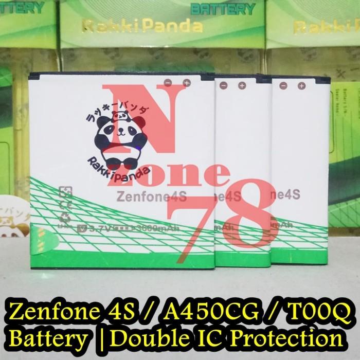 harga Baterai asus zenfone 4s rakkipanda double power Tokopedia.com