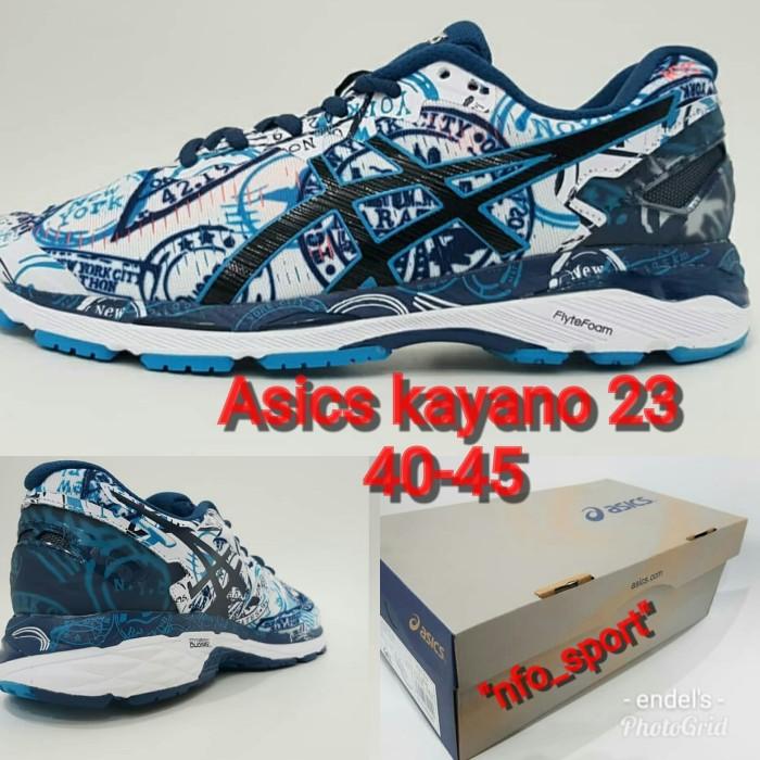 detailed look 69a9e 6e30d Jual Sepatu asics kayano 23 original sepatu running cowok - , - Kota  Tangerang - NFO | Tokopedia