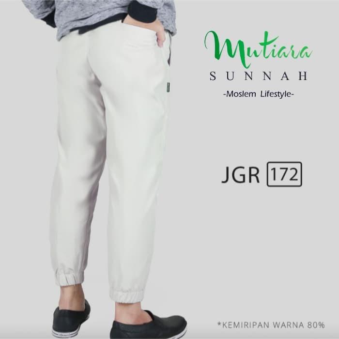 Jogger Pants   Celana Jogger   Sirwal Jogger   Celana Jogging Pria - JGR, XL