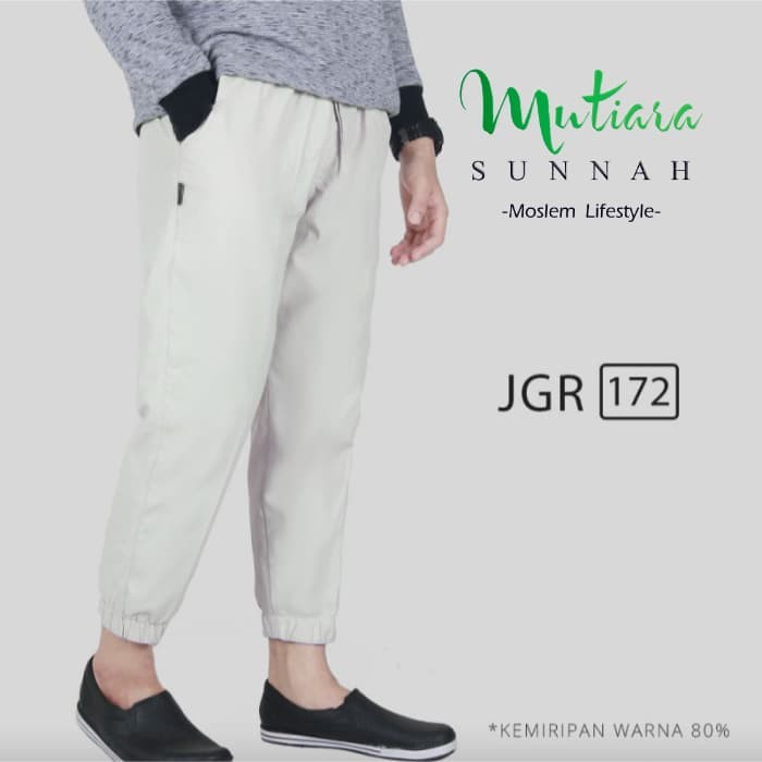 Jogger Pants   Celana Jogger   Sirwal Jogger   Celana Jogging Pria - JGR, XXXL