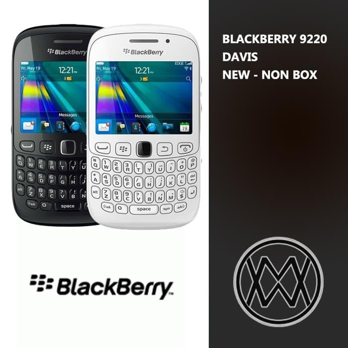 BLACKBERRY BB 9220 DAVIS - BRAND NEW OLD STOCK ! HP MURAH !!!