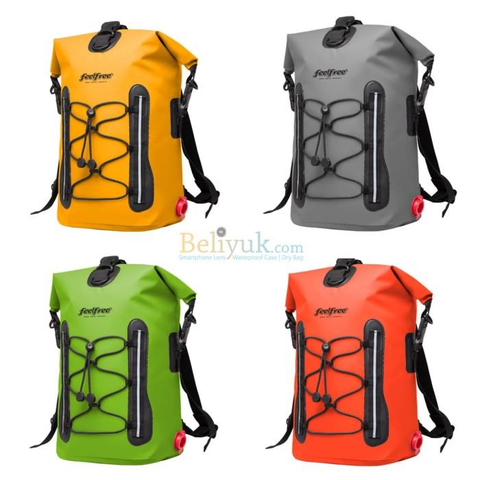 harga Feelfree go pack 20 liter tas ransel waterproof dry bag Tokopedia.com