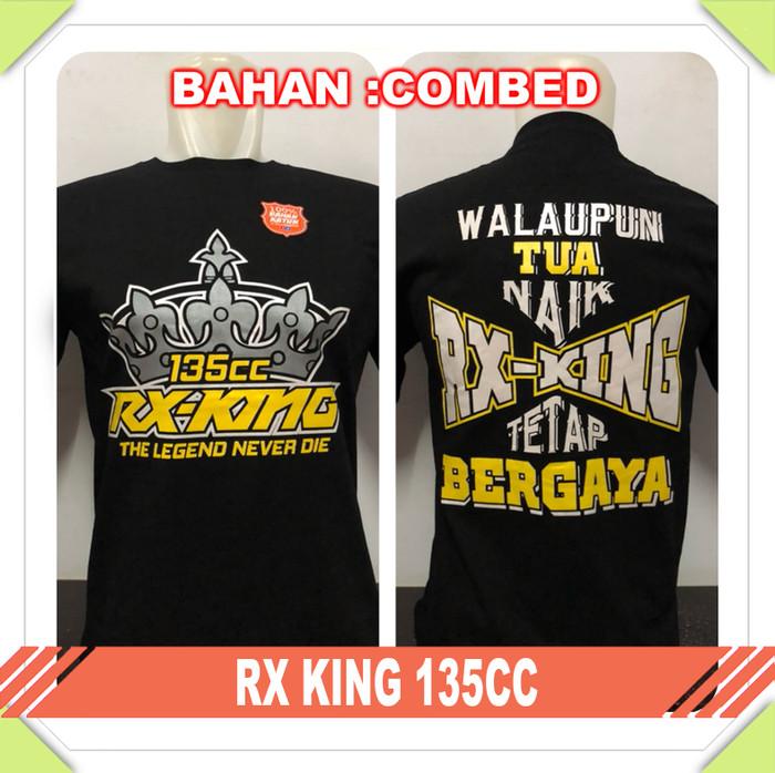 harga Kaos baju motor racing rx king 135cc Tokopedia.com
