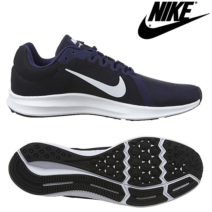 Nike Sepatu Training Downshifter 8 - 908984-400 - Navy, 45