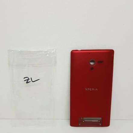 online retailer ff3e6 57e3b Jual Back Cover Sony Xperia ZL C6502 Sony ZL 5.0 BackDoor Tutup Belakang HP  - Jakarta Pusat - Agen acc hp | Tokopedia