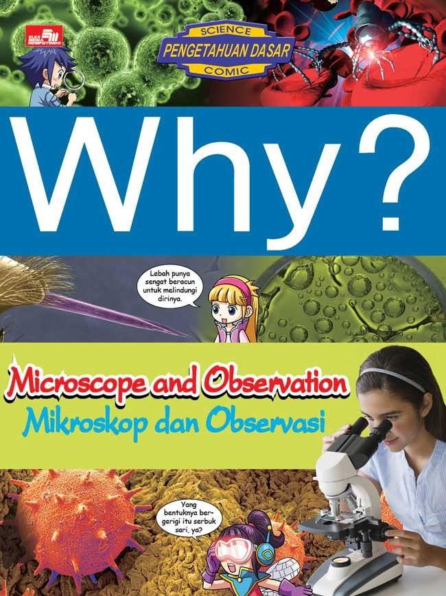 WHY? MICROSCOPE