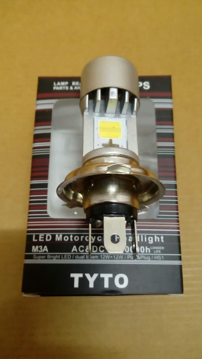 harga Lampu depan vixion h4 led tyto Tokopedia.com