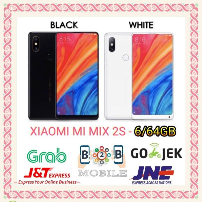 harga Xiaomi Mi Mix 2s - Mimix 2s - 6/64 Gb - Ram 6gb - Rom 64gb Blanja.com