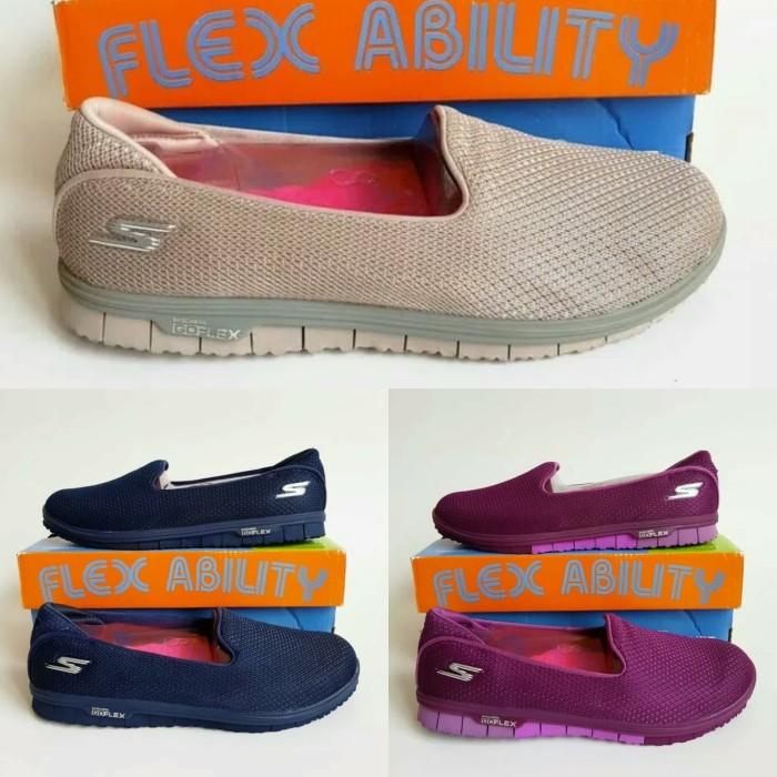 Jual New!!! Sepatu wanita Original Skechers GoFlex Ability Mini ... b0eeb15221