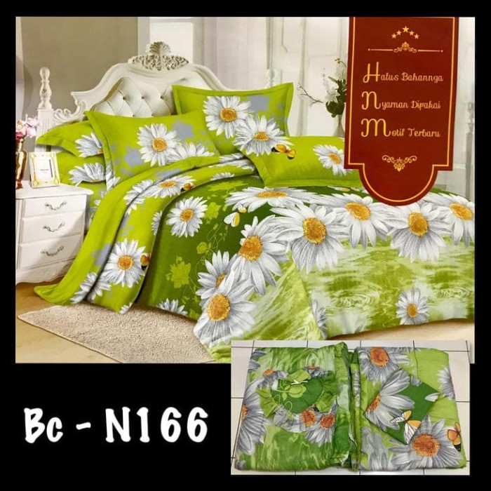 Jual Promo Bedcover Set Sprei Ukuran King Size No 1 Best Seller Harga Rp 237.000
