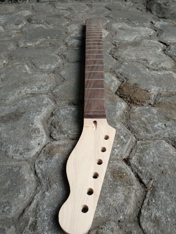 harga Neck gitar fender telecaster lengkap fret Tokopedia.com