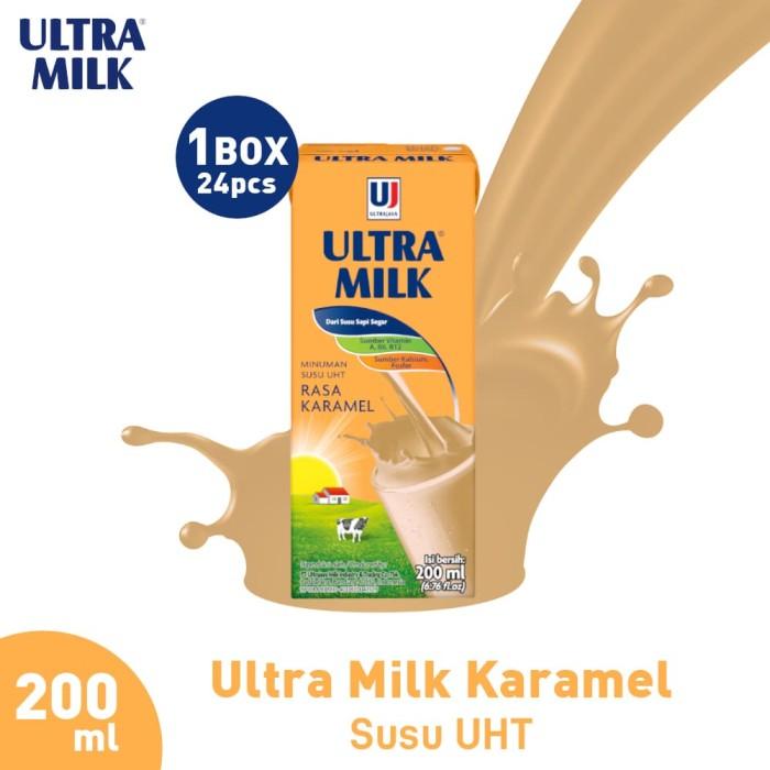 Info Ultra Milk Travelbon.com
