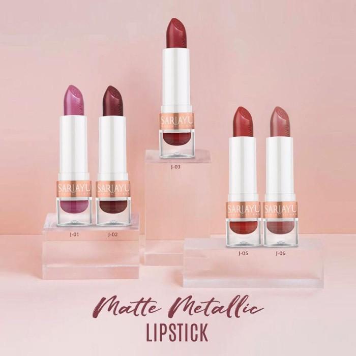 Info Sariayu Matte Lipstick Travelbon.com