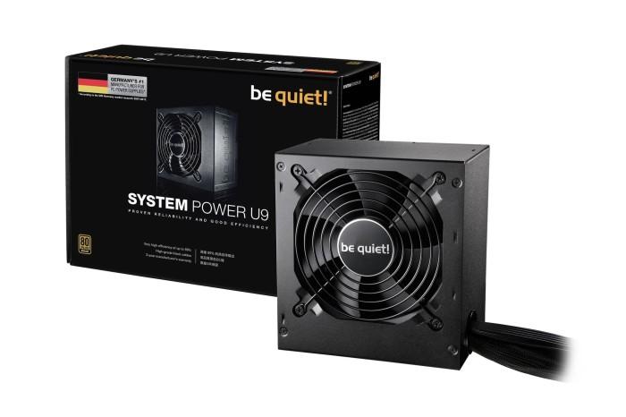 harga Be quiet! system power u9 400w - 80+ bronze certified - 3 years Tokopedia.com