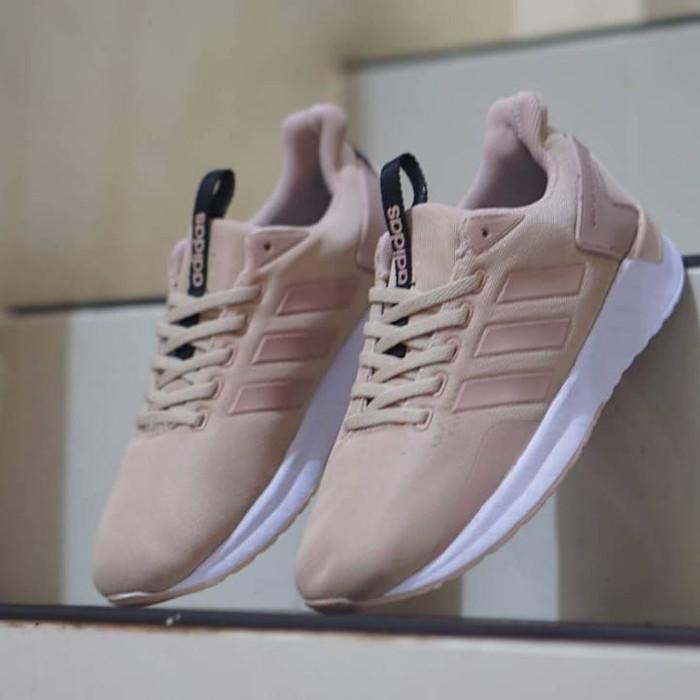 harga Adidas questar creamy late for ladies / sepatu wanita running gym Tokopedia.com