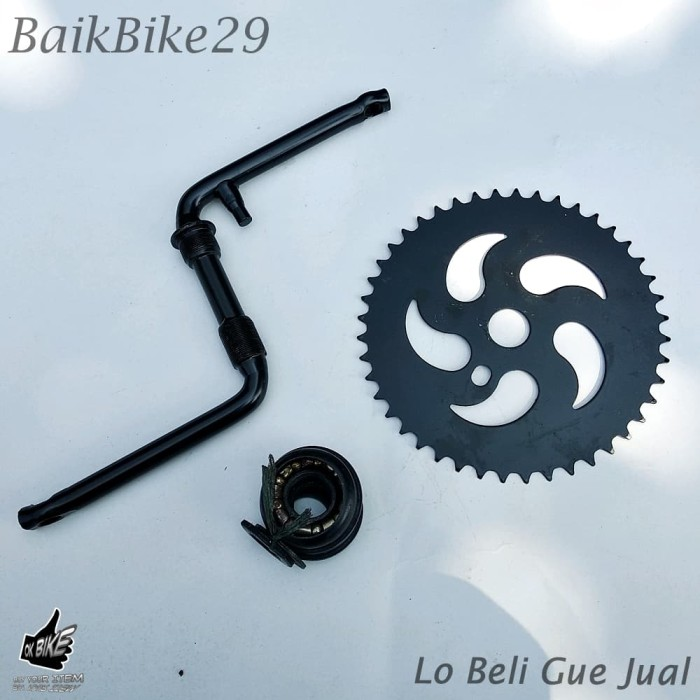 harga Crank set bmx dan sepeda anak gear langsung Tokopedia.com