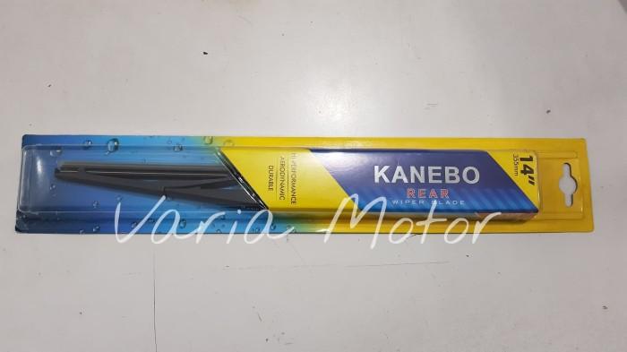 harga Wiper mobil blade kanebo belakang (rear) 14 inch (harga per pc) Tokopedia.com