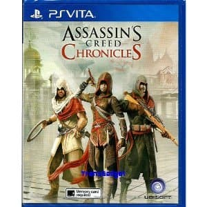 Jual Sony Ps Vita Assassin S Creed Chronicles Berkualitas