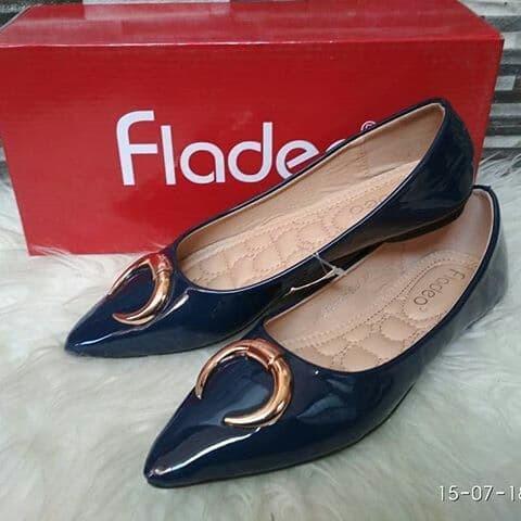 harga Sepatu flat fladeo Tokopedia.com