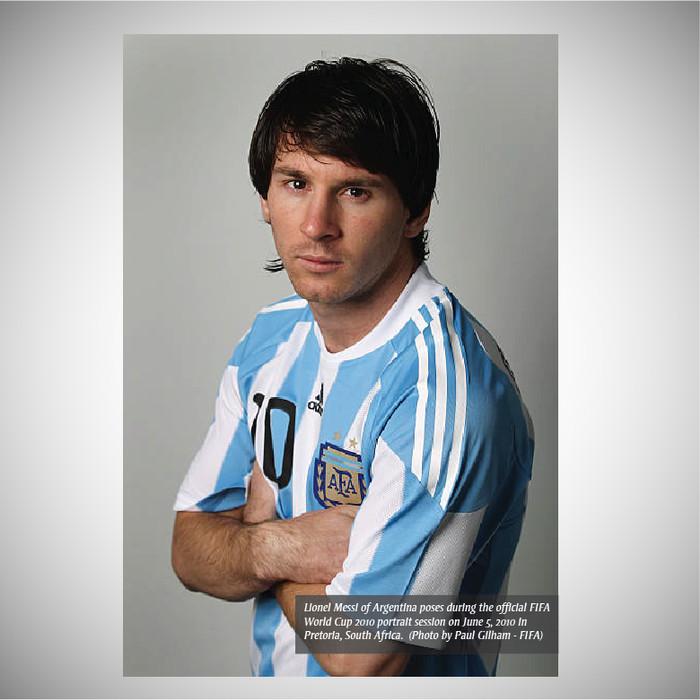 Hasil gambar untuk Brible Messi yang licin
