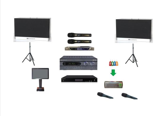 Bless Audio - Paket Karaoke Audiobank 5