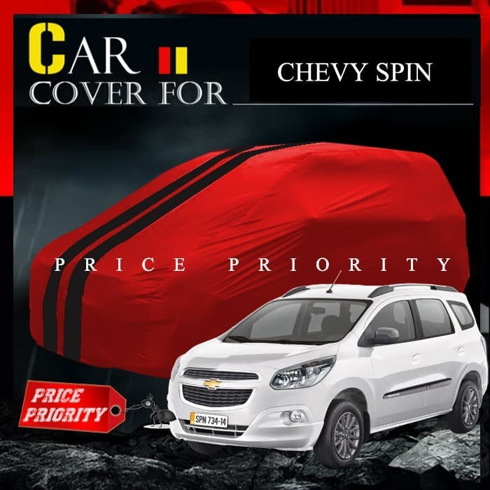 Jual Abi Collection Cover Mobil Warna Chevrolet Spin Body Cover