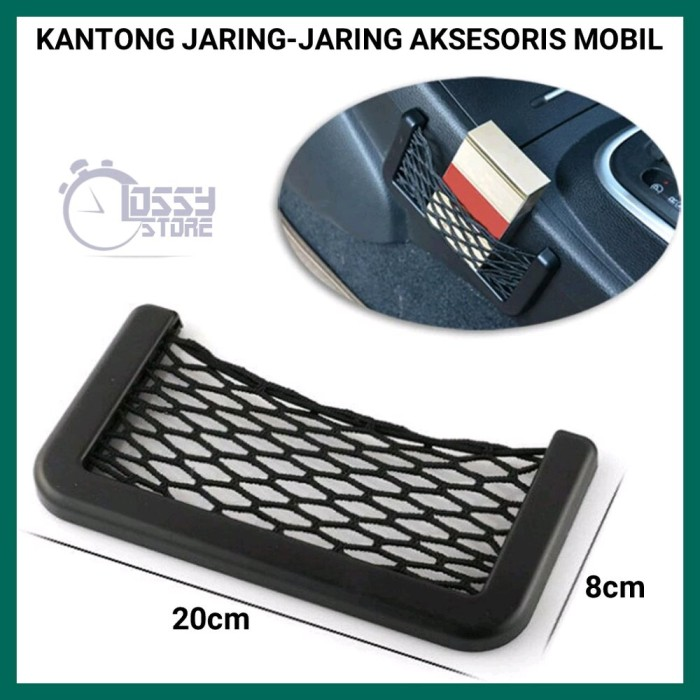 Foto Produk Kantong Jaring-Jaring Aksesoris Mobil dari toko juwitaa