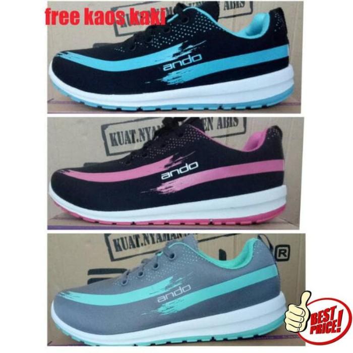 Jual Sepatu sport wanita 8faecae389