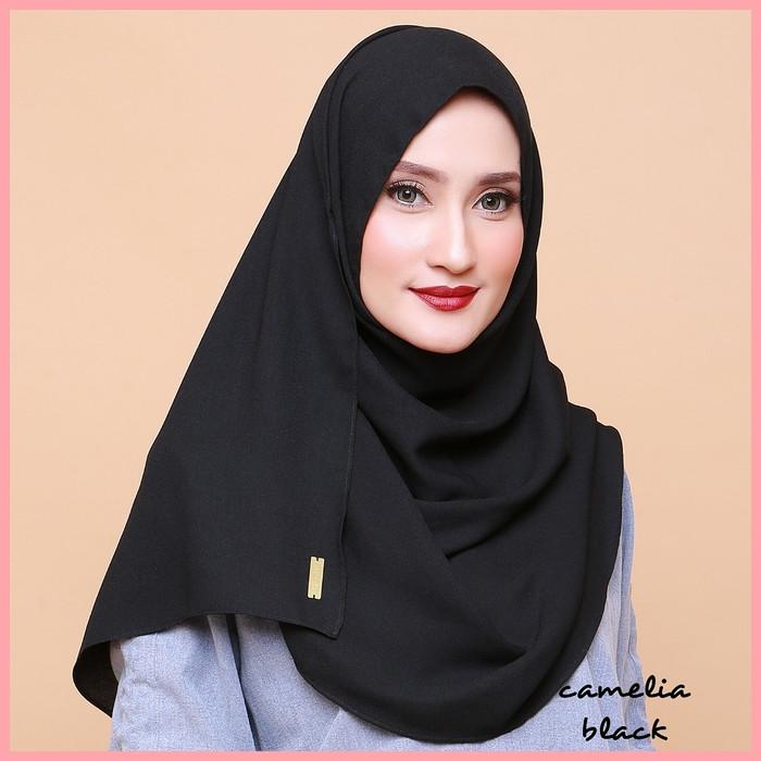 Jual Hijab 5 In 1 Semi Instan Camelia Series 5 Warna Pondok Melati Livenlily Hijab Tokopedia