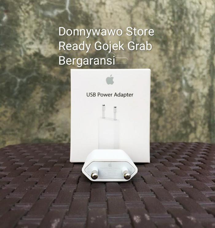 harga Original wall charger ipod/ipad/iphone 4s/5/5s nano/touch/shuffle Tokopedia.com