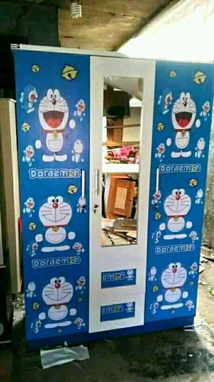 65 Stiker Lemari Doraemon Top Stiker Doraemon