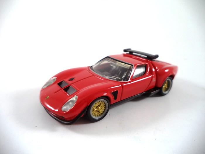 Jual Tomica Premium 05 Lamborghini Miura Jota Svr Red Kota