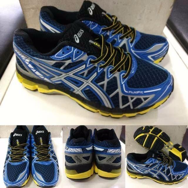 Jual Sepatu Lari Running Jogging Fitness Asics Gel Kayano 20 Blue ... 2f4533d024
