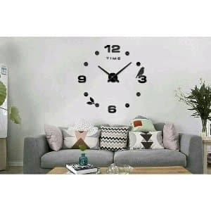 Jual Jam Dinding Ukuran Jumbo Besar Model Burung AQLOMHZSIBK Limited ... f28285abf3