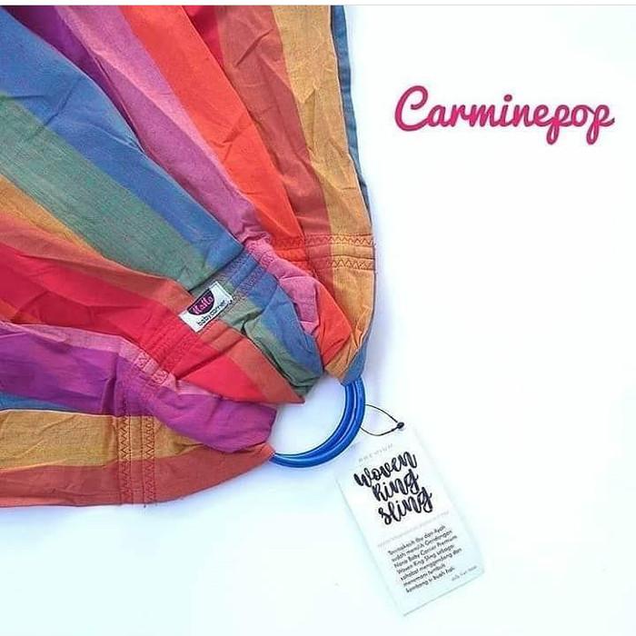Jual Gendongan Nana Baby Carrier Ring Sling Nurandra Shop Tokopedia