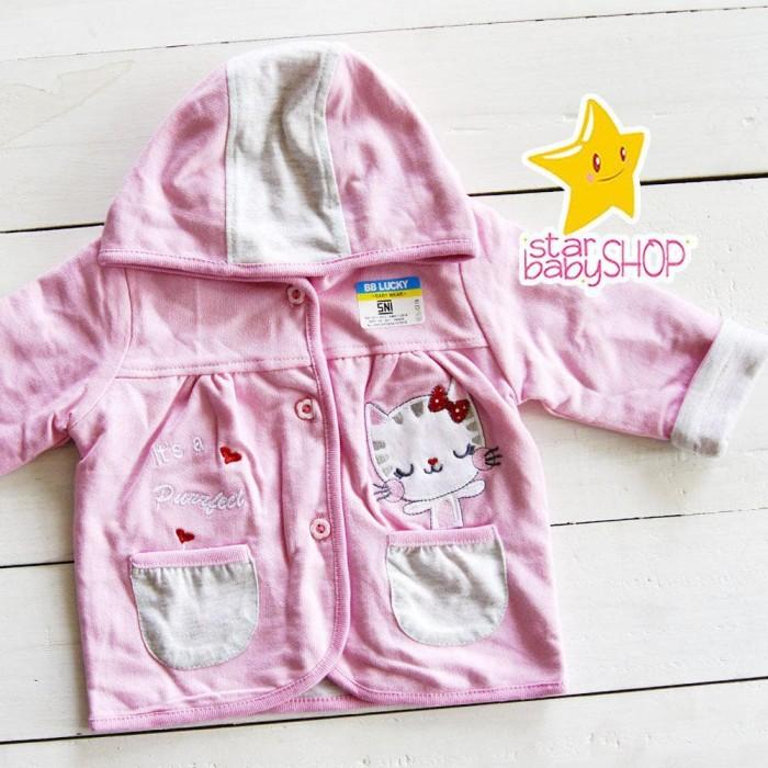 Jual Jaket Anak Perempuan yang Super Cute - Hello Kitty - Star Baby ... 198785bac1