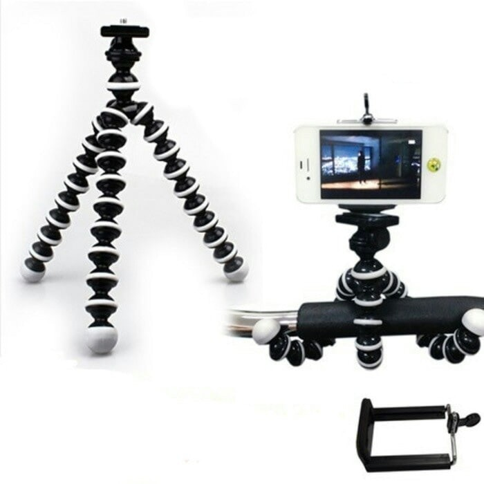 harga Tripod mini octapus   holder u model terbaru xtt7550 high quality Tokopedia.com