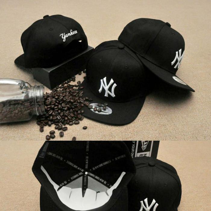 Jual topi snapback ny yankees  ny cap original import   hat - SKB05 ... eff8ec0d25