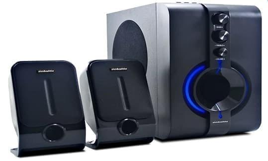 harga Speaker aktif simbadda cst 1800 include bluetoothusbradioaux in Tokopedia.com