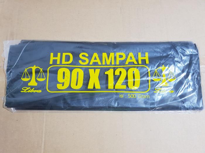 Foto Produk Plastik HD Sampah 90x120cm dari KiosCepat