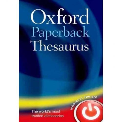 harga Oxford paperback thesaurus Tokopedia.com