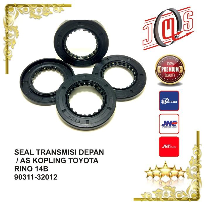harga Seal as kopling transmisi perseneling depan toyoya dyna rino 14b ps115 Tokopedia.com