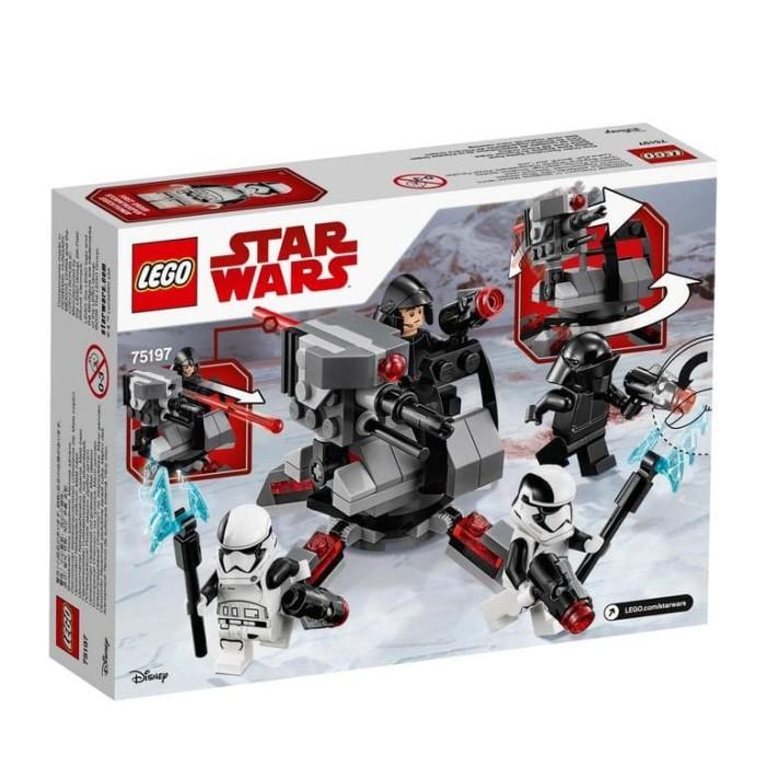 harga Lego star wars first order specialists battle pack 75197 Tokopedia.com