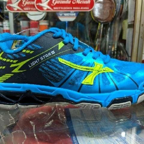 Jual New Sepatu Voli Mitzuda Light Star III Original terbaru olt ... 81f48c8aad