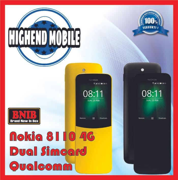 Foto Produk Nokia 8110 4g original dari HIGHEND MOBILE