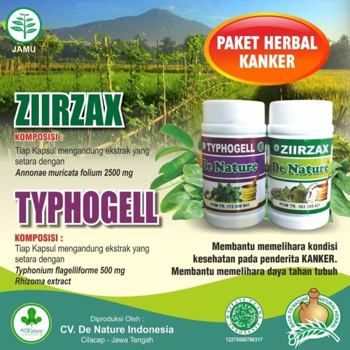 Foto Produk Obat Herbal Kanker Ampuh Tanpa Kemotherapy dari Griya Obat De Nature