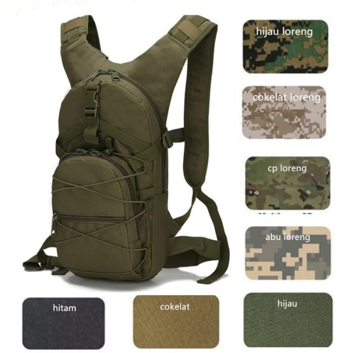 Paket militer Tas Ransel sd006 Army Militer   BackPack Tas Punggung - hijau  loreng 531c9c6c60