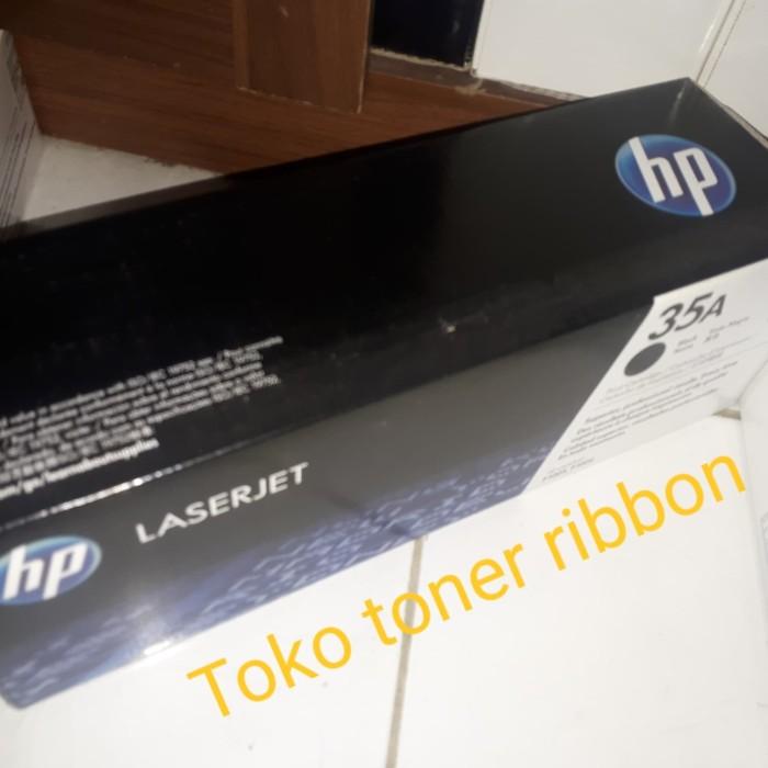 Foto Produk Toner HP 35A Black dari Toko toner dan ribbon