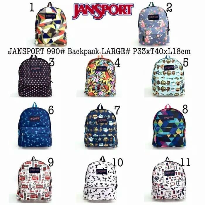 Ransel Jansport Large 990#
