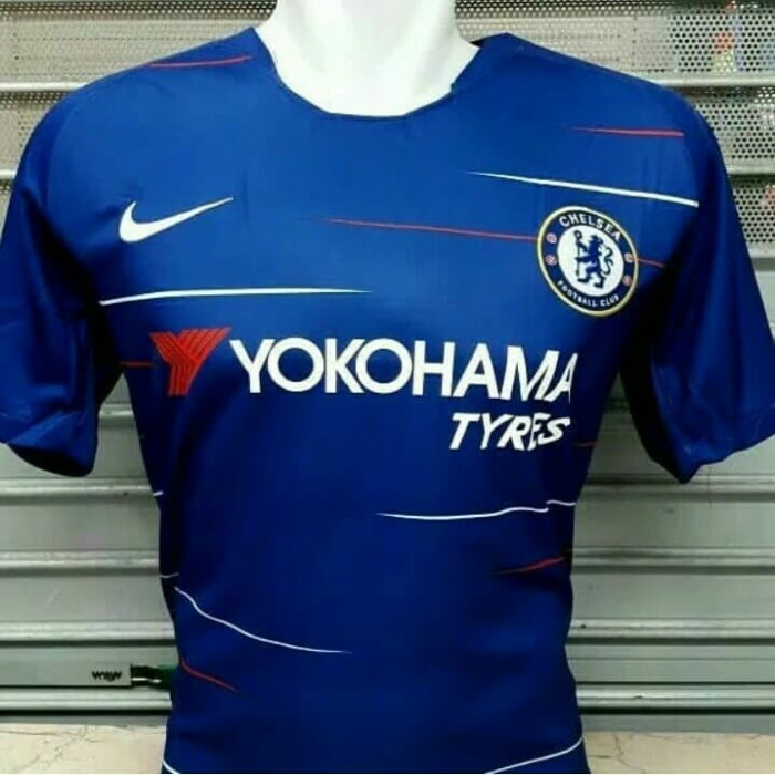 save off a0e70 8ea8f Jual Jersey Home/Away Chelsea 2018/2019 - Biru - Kab. Tangerang -  RYJERSEY16   Tokopedia